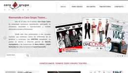 Cero Grupo Teatro | Nueva web